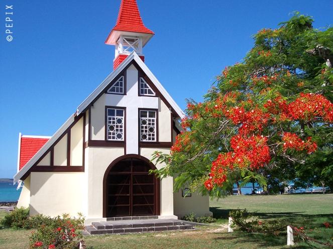 Kirche auf Mauritius