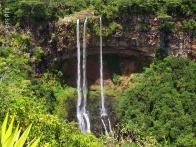 Chamarel Wasserfälle